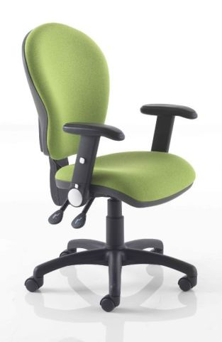 Sapphire Ergonomic Chair With Height Adjustable Arms