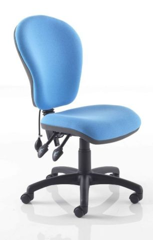 Sapphire Task Chair With Pump Up Lumbar Support