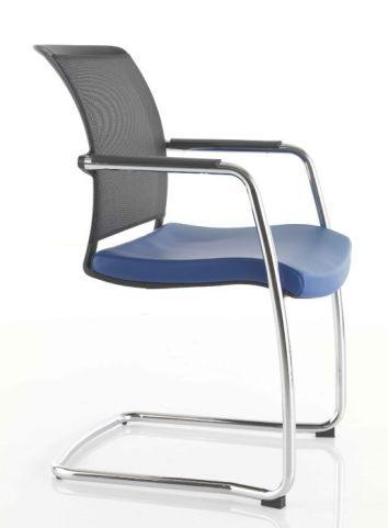 Exile Mesh Back Designer Conference Chair