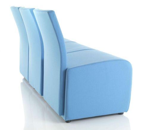 Atora Modular Chairs Rear View Shot