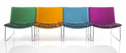 Stromboli Designer Tub Chairs Group Shot