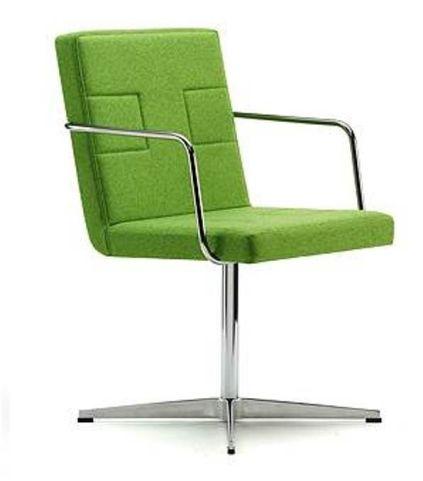 Melba Designer Armchair In Green