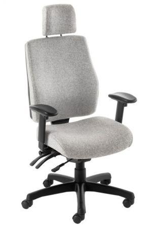 Performer High Back Upholstered Task Chair