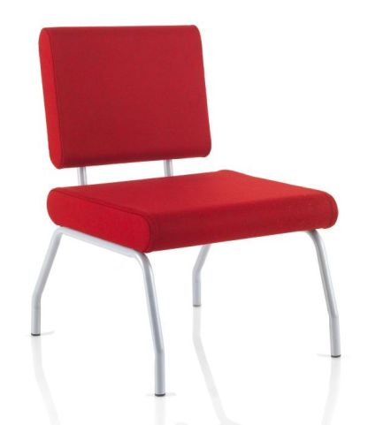 Elise Low Chair Round Upholstery