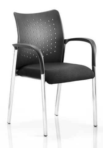 Breeze Conference Chair With Arms