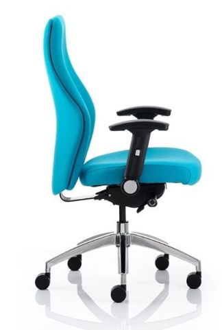 Flexico Ergonomic Chair Side Shot