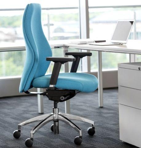 Flexico Ergonomic Task Chair Mood Shot