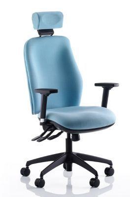 Star Ergonomic Task Chair With Headrest