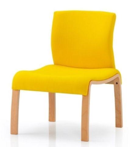 Novo Wood Framed Low Seating