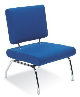 Konnect Low Chair In Blue
