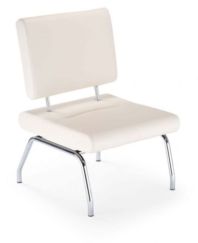 Konnect Low Chair In White