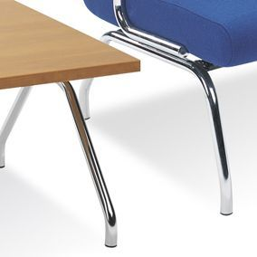 Konnect Chair And Low Table Detail