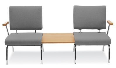 Konnect Chairs With Connecting Table