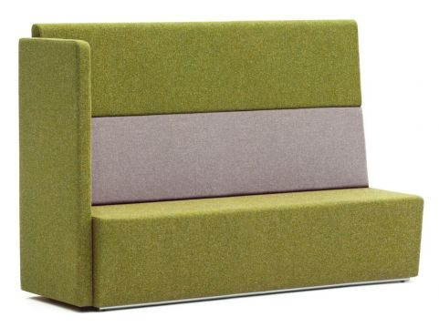 Totem Modular Sofa With An Extra High Back And Single Left Hand Arm