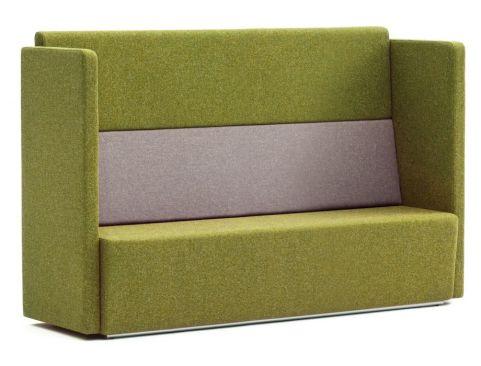 Totem Modular Sofa With Arms And An Extra High Back