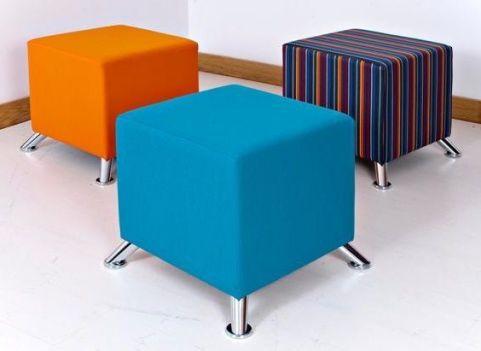 Kona Designer Cube Stools