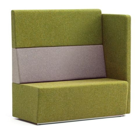 Totem Modular Sofa With An Extra High Back And Left Hand Arm