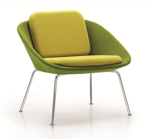 Squish Low Back Designer Chair
