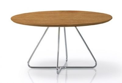 Giggler Designer Coffee Table With A Crossover Frame