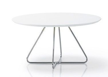 Giggler Designer Coffee Table With A White Top