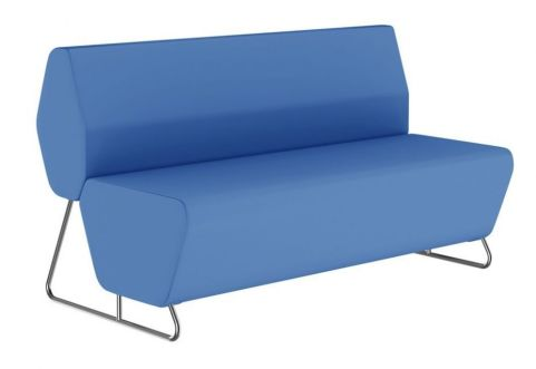 Hex Two Seater Sofa With A Low Back
