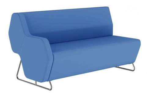 Hex Two Seater Modular Sofa With A Right Hand Arm