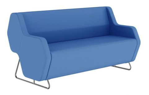 Hex Two Seater Sofa With Two Arms