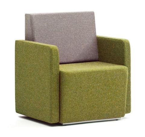 Single Seater Modular Sofa With Arms