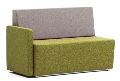 Totem Modular Two Seater Sofa With A Right Hand Arm