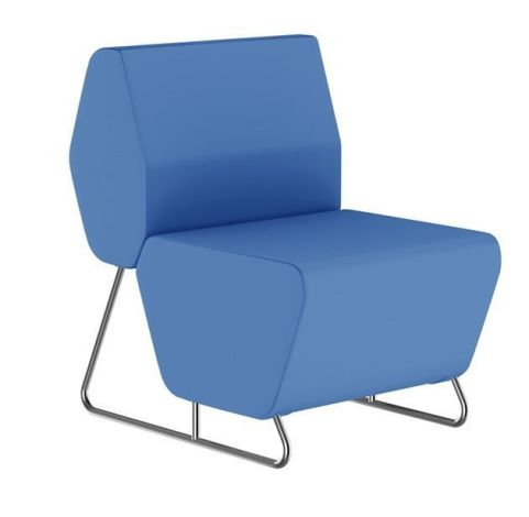 Hex Modular Single Seater Without Arms