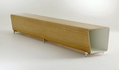 E&f Designer Bench 3 Seater