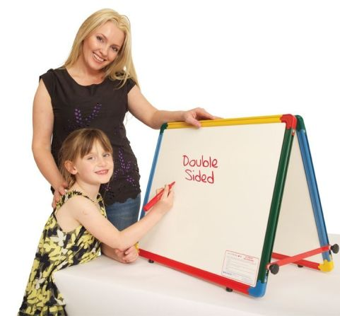 Rainbow Double Sided Desk Top Easel
