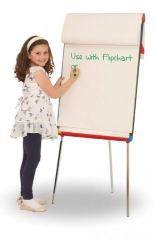 Rainbow Junior Flip Chart Writing Board