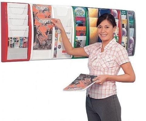 Panorama Brochure Display
