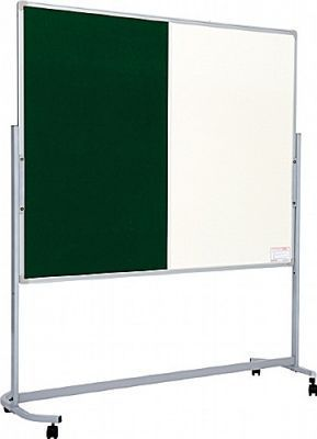 Ultra Mobile Whiteboard And Noticeboard
