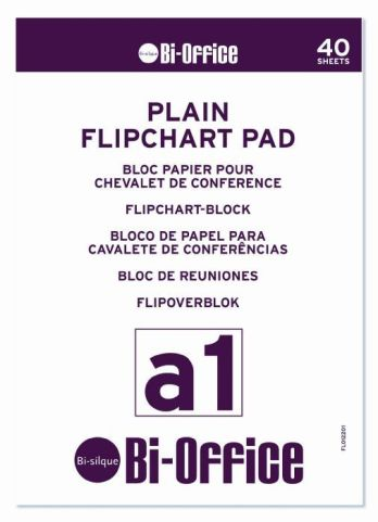 Flip Chart Pads Plain