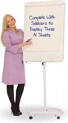 Ultra Deluxe Easel And Writing Board