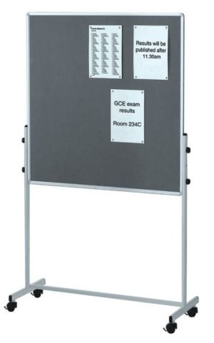 Sq Combination Whiteboard And Noticeboard