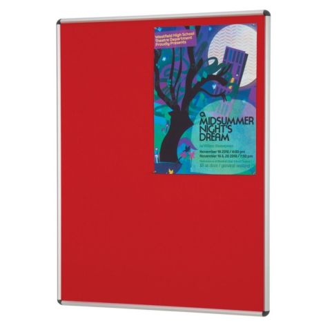 Shield Deluxe Class 0 Fire Retardant Noticeboards