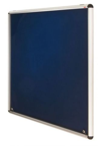 Shield Deluxe Fire Retardant Lockable Noticeboardds
