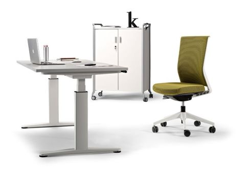 Ergo X Height Adjustable Desk 2