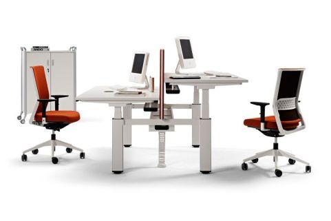 Ergo X Doubleheight Adjustable Desks