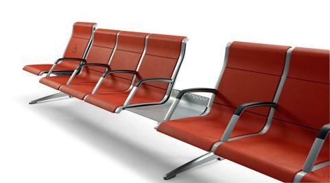 Passpoprt Concourse Seating Deatail Shot