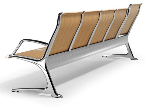 Passport Wooden Concourse Seating