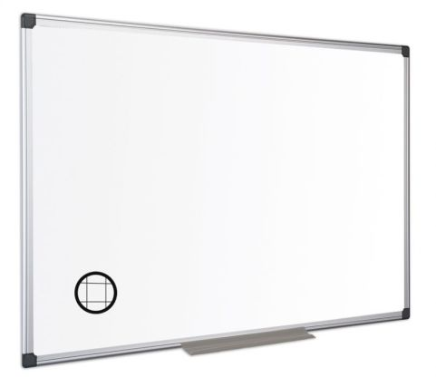 Pricebuster Magnetic Gridded Whiteboard