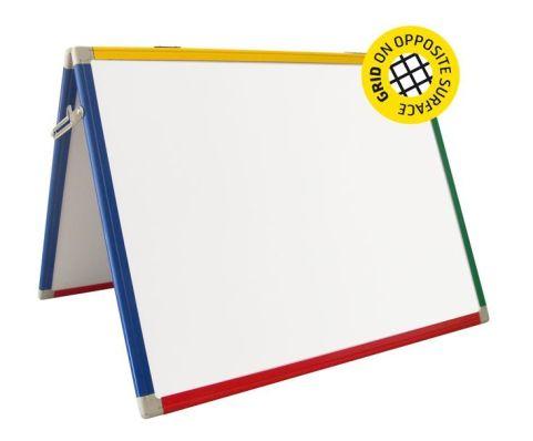 Argo Desktop Easel Classroom Whiteboard