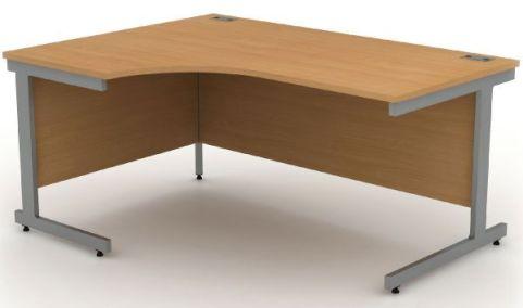Avalon Left Hand Corner Desk