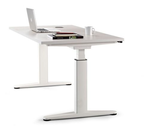Ergom X Height Adjustable Desk With Mechanical Elevation