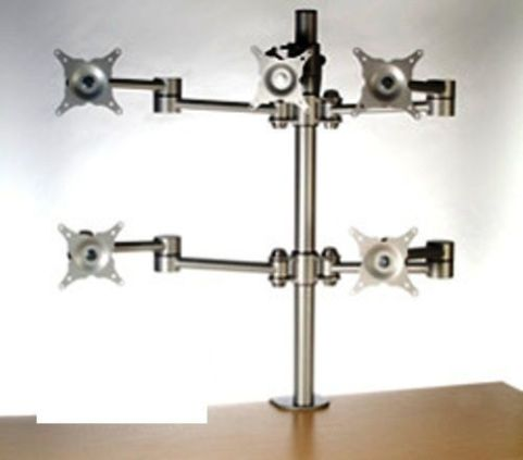 Pricebuster Monitor Arm For Use With Five Screens