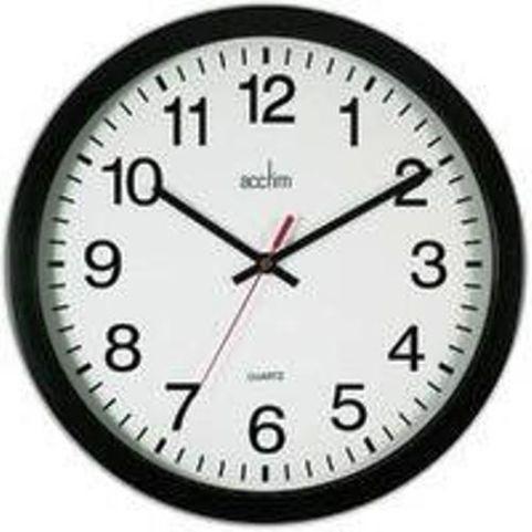 Acc Silent Sweep Wall Clock